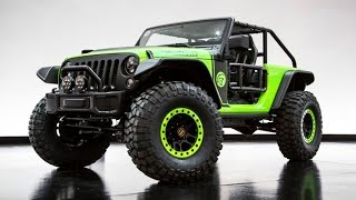 Forza Hot Wheels - Part 11 - 707HP JEEP TRAILCAT