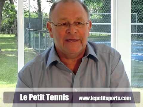 Jacques Leriche explains Le Petit Tennis