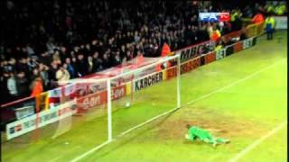 Stevenage v Newcastle 3-1 | The FA Cup 3rd Round - 08/01/11