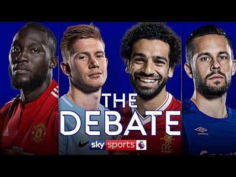 LIVE! Man Utd v Man City & Liverpool v Everton Preview! | Ryan Giggs & Phil Neville | The Debate