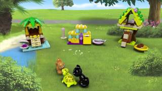 41019 Lego Friends - Turtle's Little Oasis 海龜的小綠洲