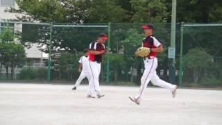 20170722萩小ファミリーズ 対 萩中エース 練習試合 thumbnail