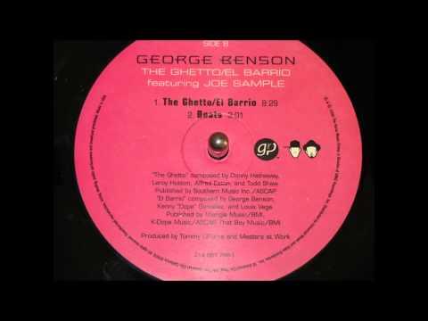 george benson the ghetto el barrio maw rmx