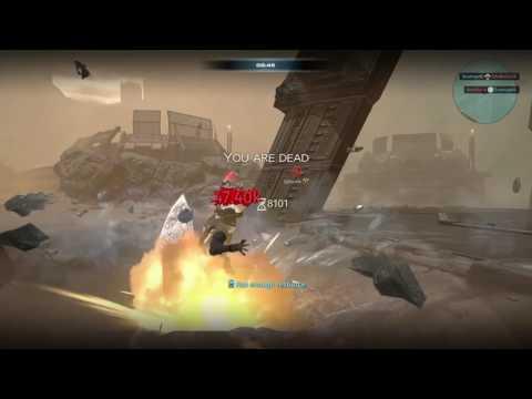 Skyforge PS4: Archer