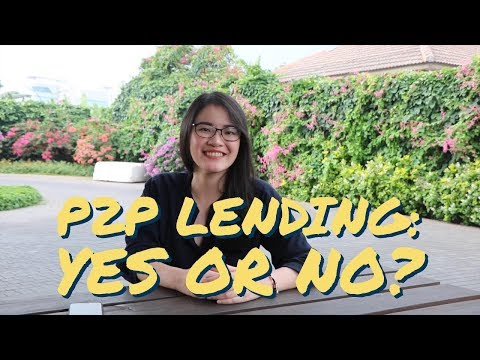 P2P Lending: Yes Or No?