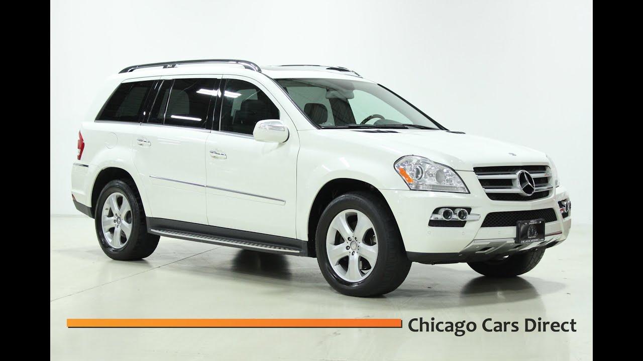 Cars Direct Llc >> Chicago Cars Direct Presents a 2010 Mercedes-Benz GL450 ...