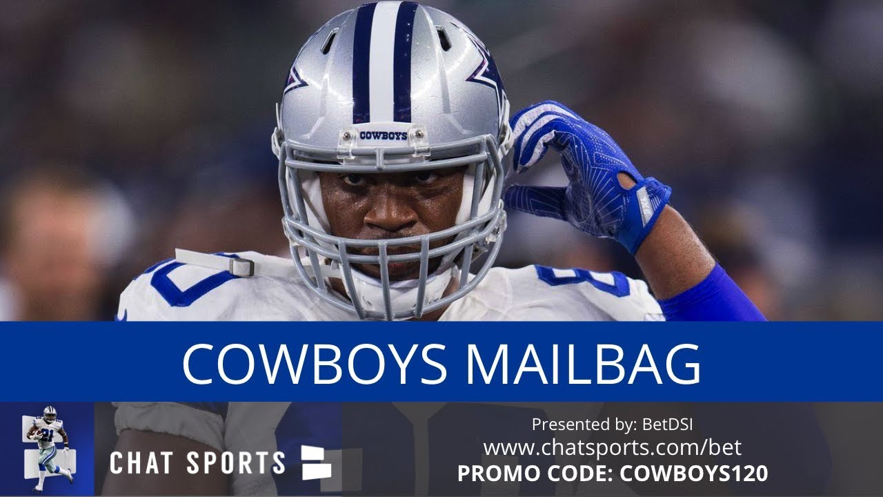 Cowboys Mailbag  Rico Gathers Playing 7eae17a15