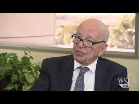 WSJ Live Presents: Rupert Murdoch ed