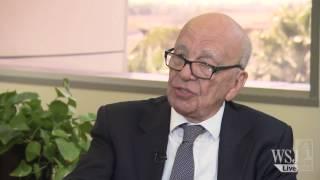 WSJ Live Presents: Rupert Murdoch Interviewed