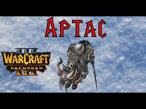 Русская озвучка Артаса в Warcraft 3 Reforged