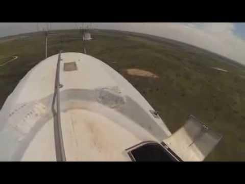 Turbine climb Rosco TX