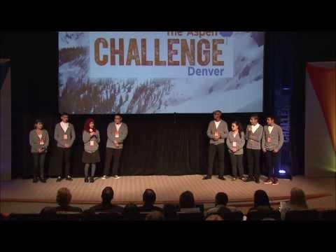 Aspen Challenge Denver 2014: Bruce Randolph School
