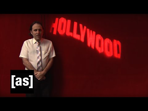 Gregg's Finale Surprise | On Cinema 4th Annual LIVE Oscar Special | Adult Swim