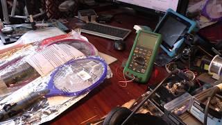 Сравнительный обзор электрических мухобоек.Принципиальная схема.