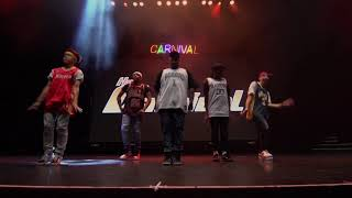 The Goodfellas | Choreographer's Carnival (Live Dance Performance)