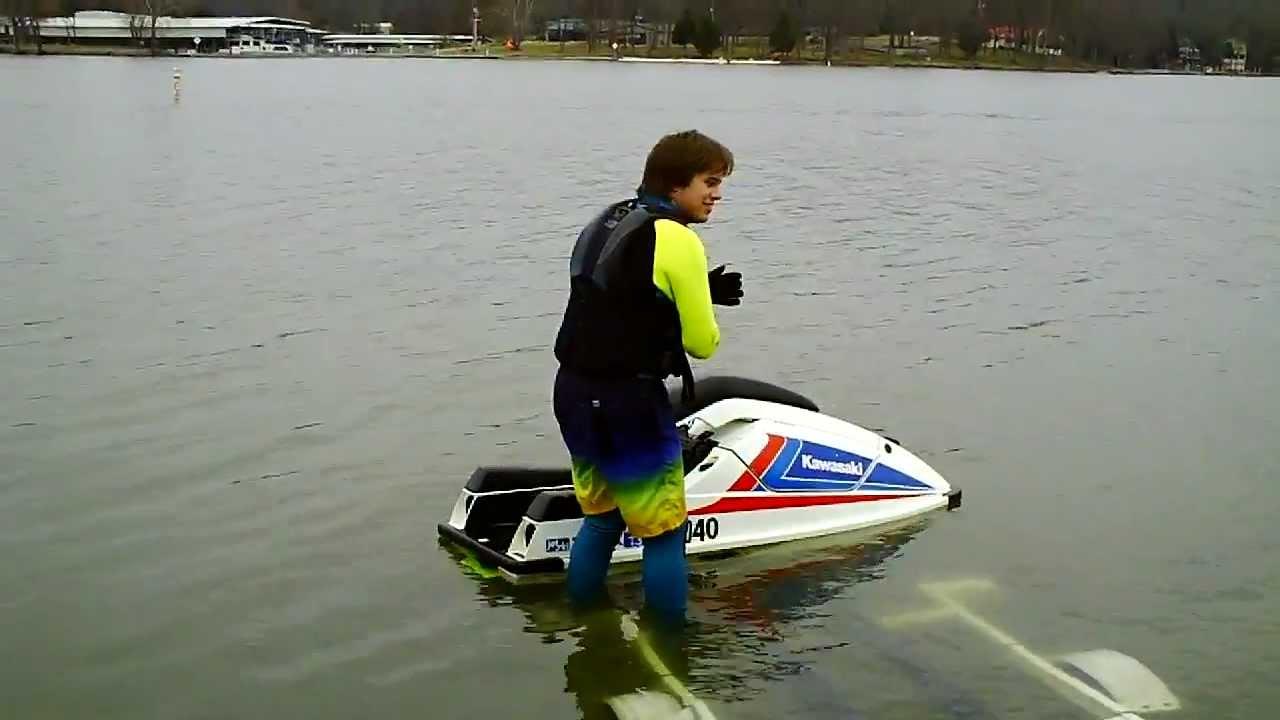 Kawasaki Jet Ski Specs