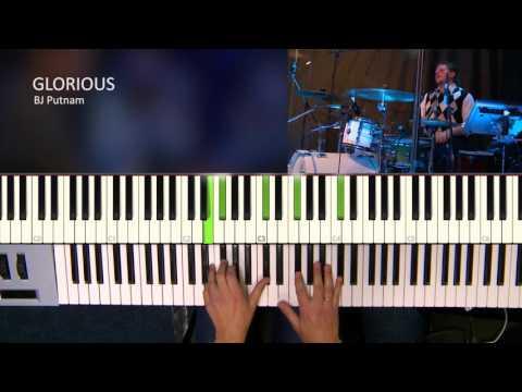 Glorious - BJ Putnam [Piano Tutorial]