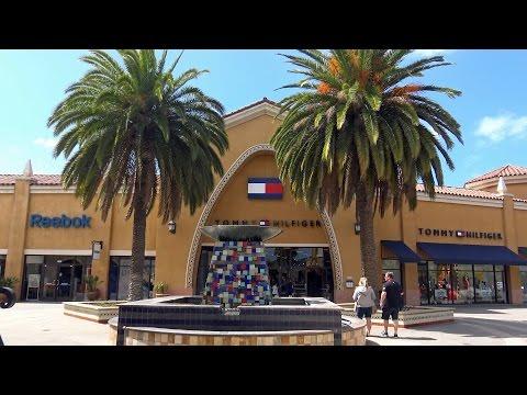 Las Americas Premium Outlets San Diego 4K