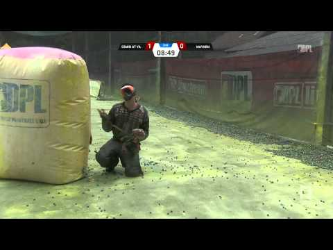 Deutsche Paintball Liga - 1. Bundesliga 2015 - Spieltag 4
