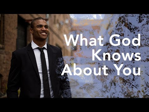 What God Knows About You - Bruce Downes The Catholic Guy