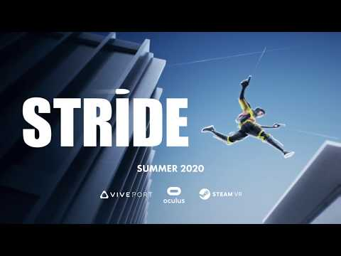 STRIDE - Gameplay Trailer