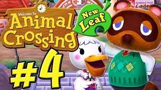 ANIMAL CROSSING: NEW LEAF # 04 ★ Jetzt geht die Post ab! [HD   60fps]