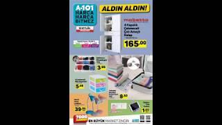 A101 13 Eylül 2018 - 20 Eylül 2018 Aktüel Ürünler Katalogu