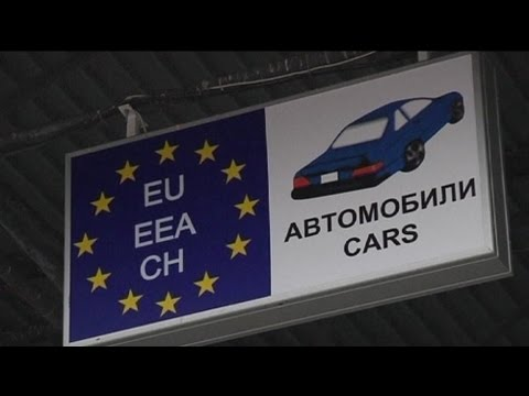EU parliament votes for Bulgaria and Romania to be admitted to Schengen