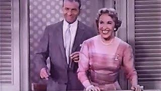 George Burns & Gracie Allen Show in COLOR! (S5E01, FULL EPISODE)
