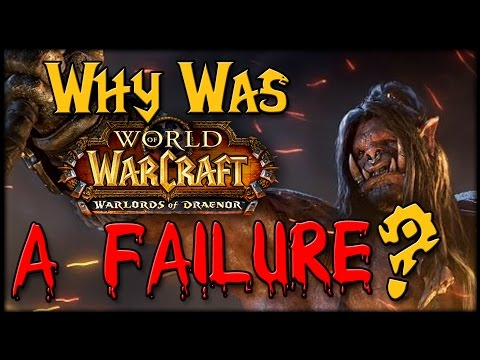 Why Was Warlords A Failure?