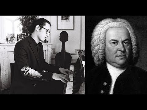 J. S. Bach - Prelude & Fugue in F minor, BWV 857 - Florent Ling