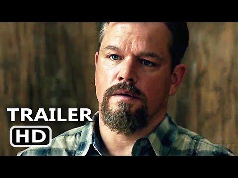 STILLWATER Trailer (2021) Matt Damon, Drama Movie