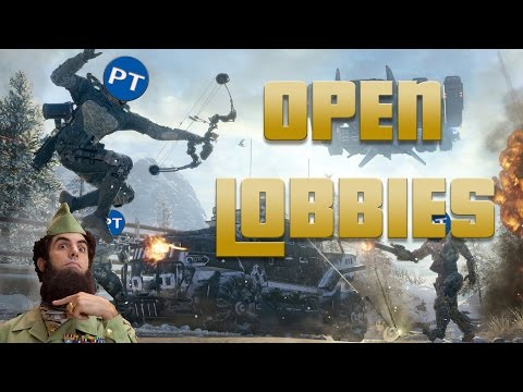 Call Of Duty Black Ops 3 - ROAD TO 1000 AND HERO GEAR, Open Lobbies PS4