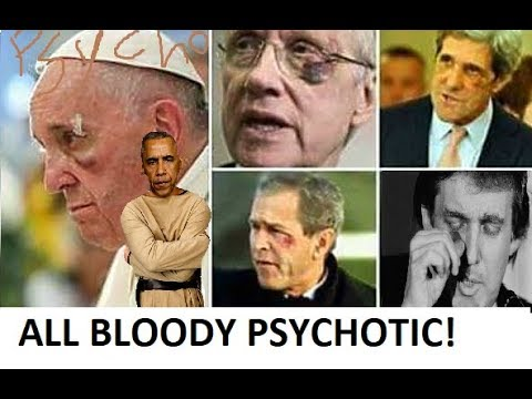 World Is Run By Psychopaths - Tony Blair and Co!