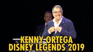 Kenny Ortega Disney Legends Acceptance Speech | D23 Expo 2019