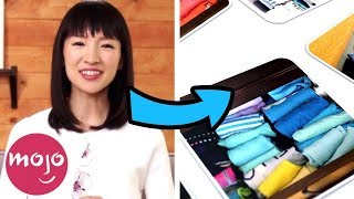 "¡Top 10 TIPS DE ORGANIZACIÓN QUE APRENDIMOS EN ""TIDYING UP WITH MARIE KONDO""!"
