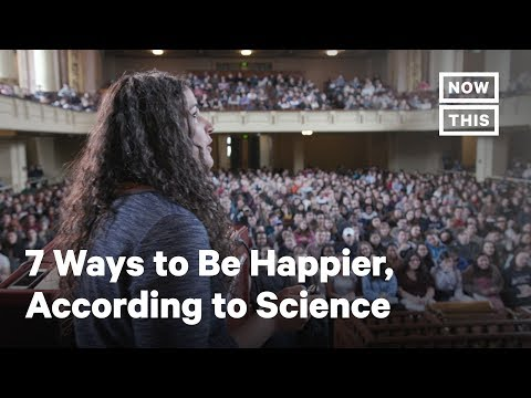 7 Ways to Be Happier, According to Yale Professor of Well-Being | NowThis