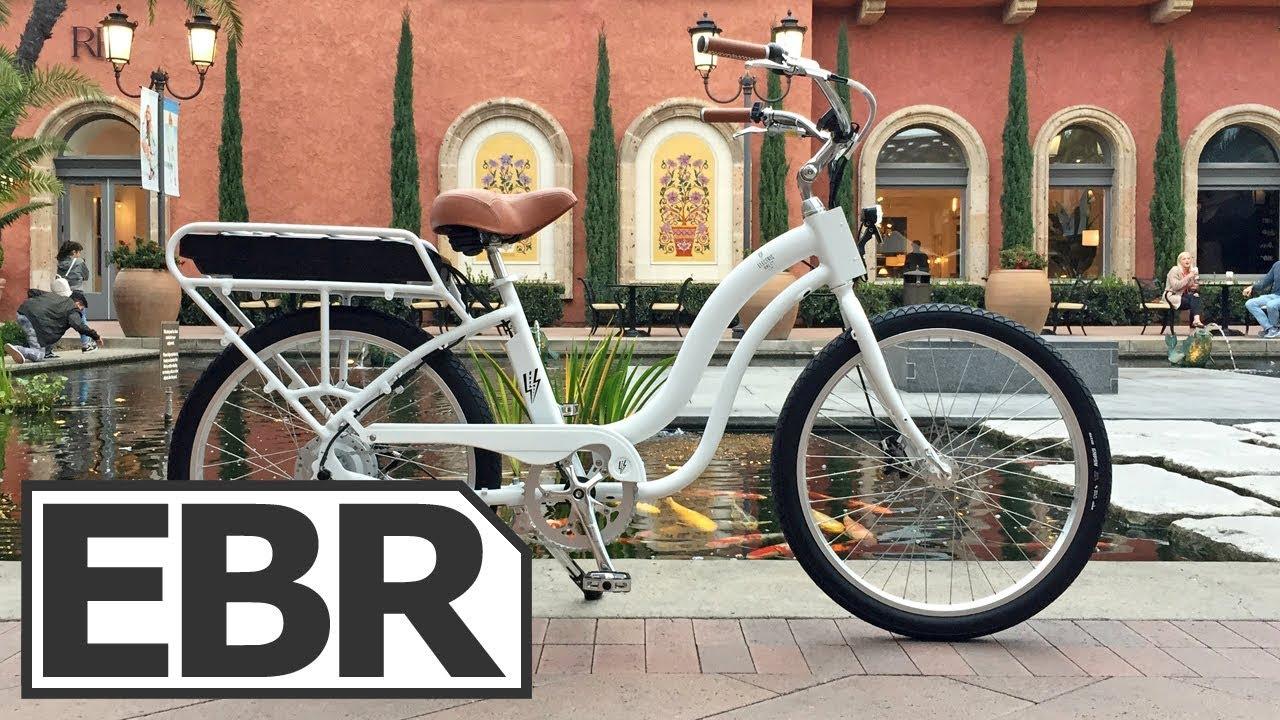 0b4d1fcd497 Electric Bike Company Model S Video Review - $1.9k Powerful Cruiser Ebike