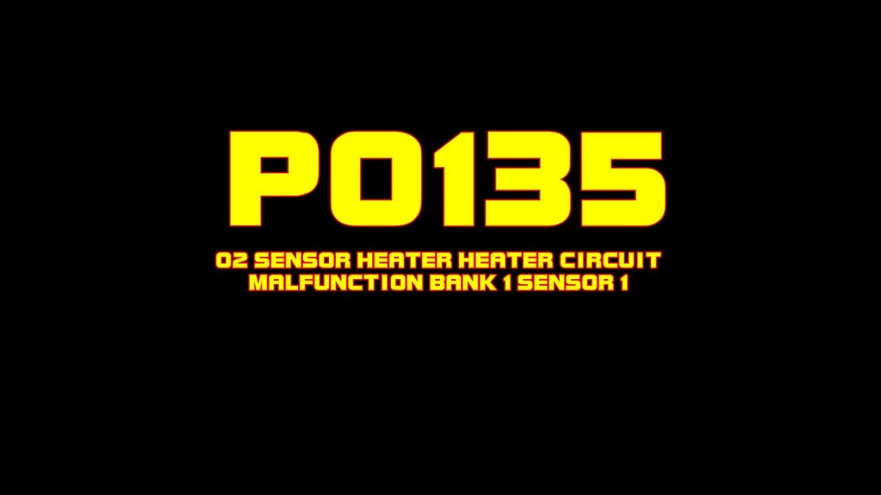 O2 Sensor Heater Circuit Advanced Diagnostics Tracing Com View Topic Dtc P0131 Ho2s Low Voltage Bank 1 1998 Buick Lesabe P0135 Malfunction