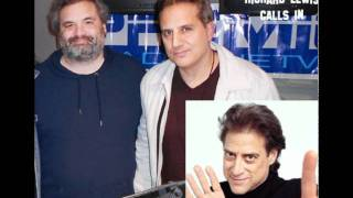 Nick and Artie Show Part 1 w/ Richard Lewis 2011