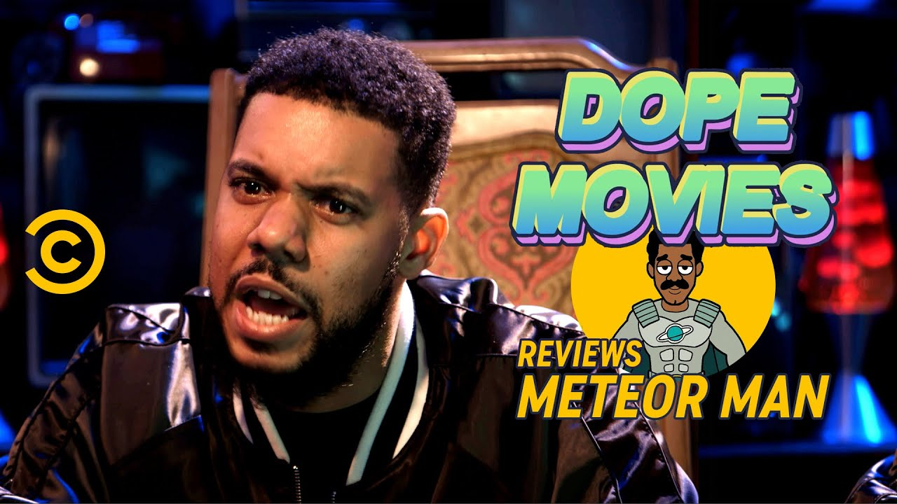 """A Stoned Clayton English Recaps """"The Meteor Man"""" - Dope Movies"""