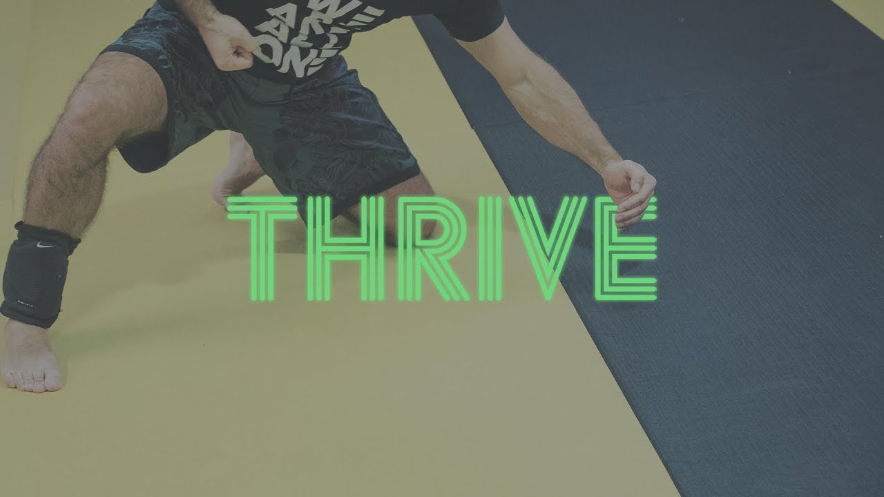 Thrive: Power Cover Image