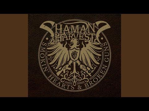 shamans harvest smokin hearts  broken guns download