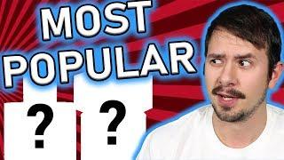 TOP 10 MOST POPULAR MEN'S FRAGRANCES OF ALL TIME