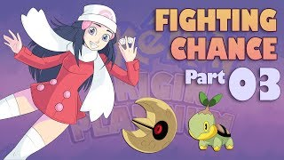 Fighting Chance: An Origin Platinum Dicelocke - Part 3 - References