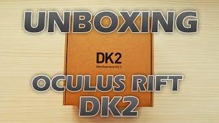 Распаковка Oculus Rift DK2 (Unboxing)