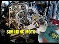 POV: Kinai Enduro váltó szerelés és vezetés! - SIMI.KinG Moto