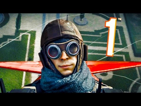 Battlefield 1 - Random & Funny Moments #15...