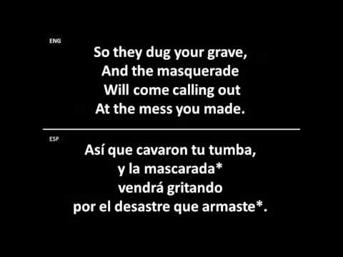 Demons Imagine Dragons (Karaoke) Lyrics Letra Español English Sub