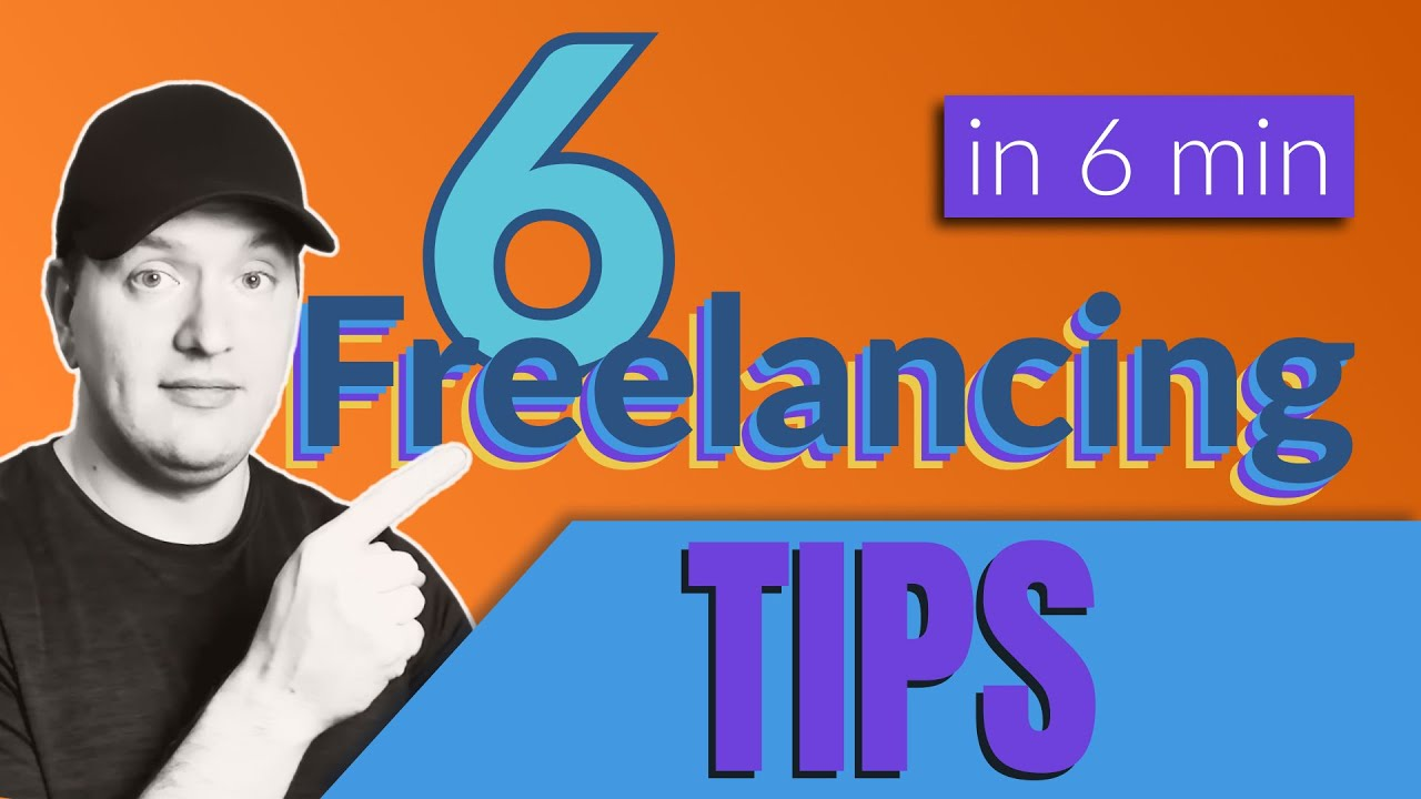 6 Amazing Tips to Successfully Freelance in Web Development (2020)